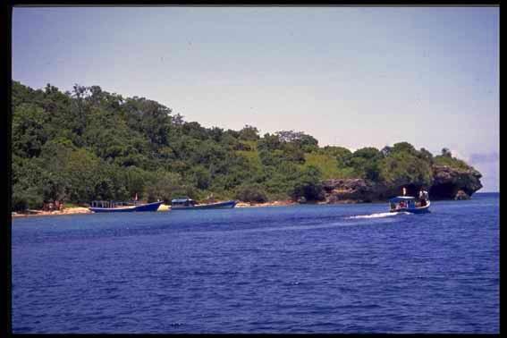 ムンジャガン島