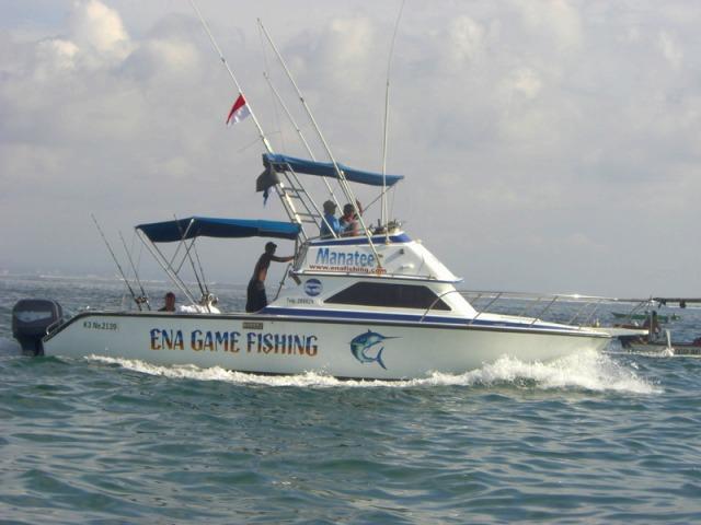 快適な高速ボート