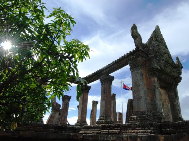 知られざる天空の遺跡 世界遺産プレアビヒア寺院