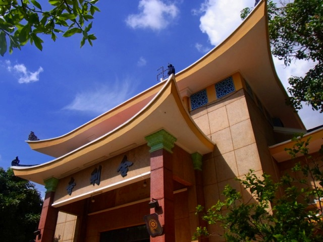サーロイ寺(舎利寺)