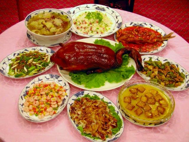 北京料理(一例)