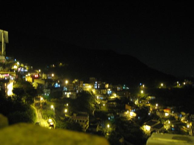 夜景もきれいです
