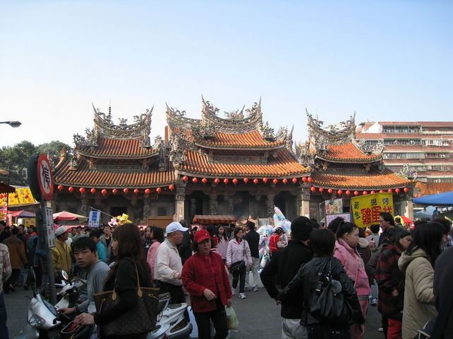 清水祖師廟の外観