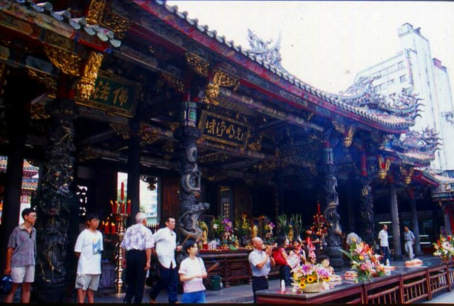 台北 龍山寺