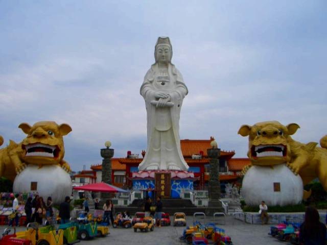 基隆 大観音菩薩像