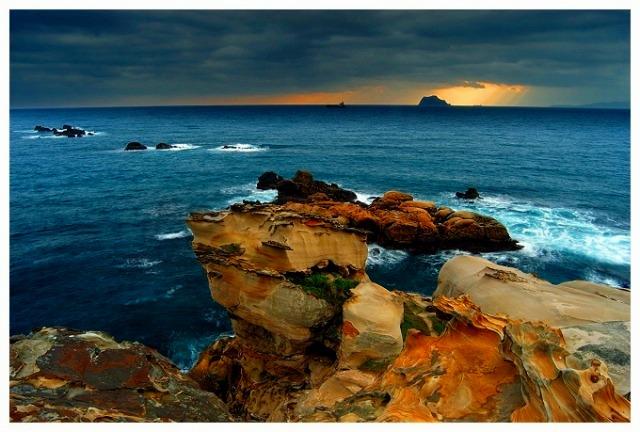 自然が作った芸術、南雅風化石を見に行こう