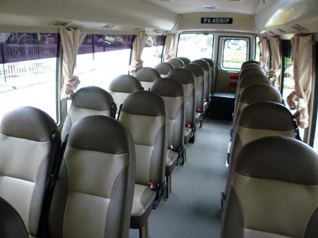 バス車内の様子(一例)