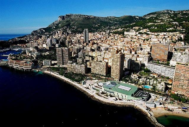 世界最小国のひとつモナコ