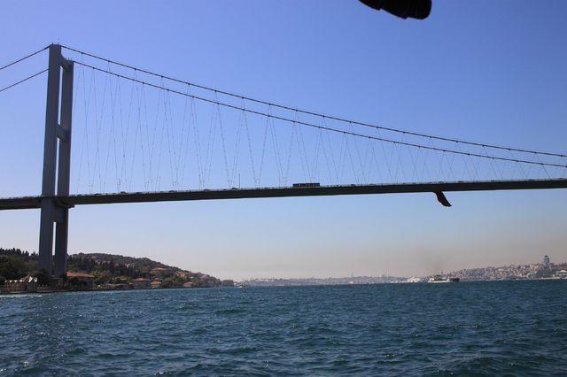アジア大陸とヨーロッパ大陸をつなぐ架け橋