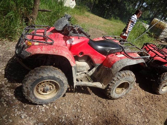 ATV 女性用の小型タイプと男性用の大型タイプがあります