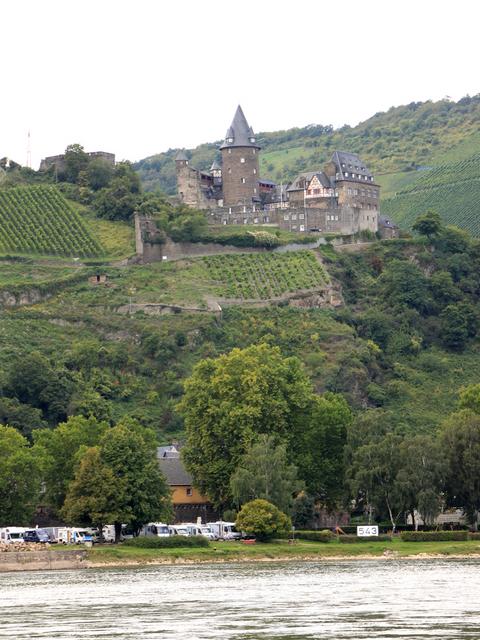 ドイツで最も美しいユースホステル、シュターレック城