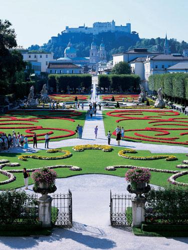 ミザベル庭園