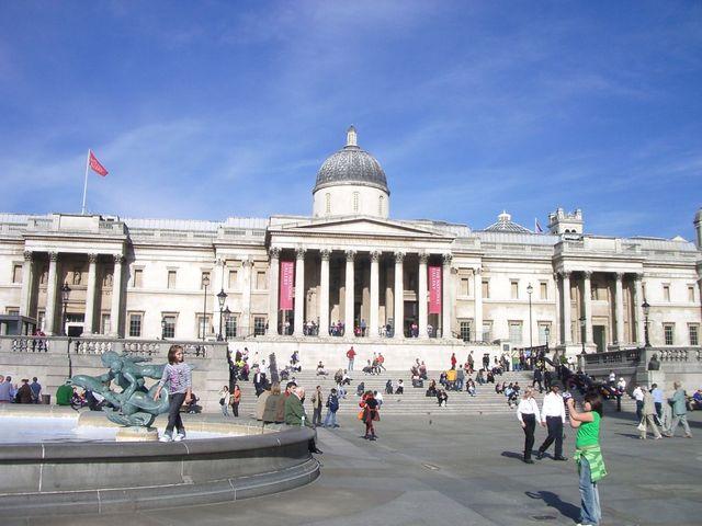 王立美術館(ナショナルギャラリー)