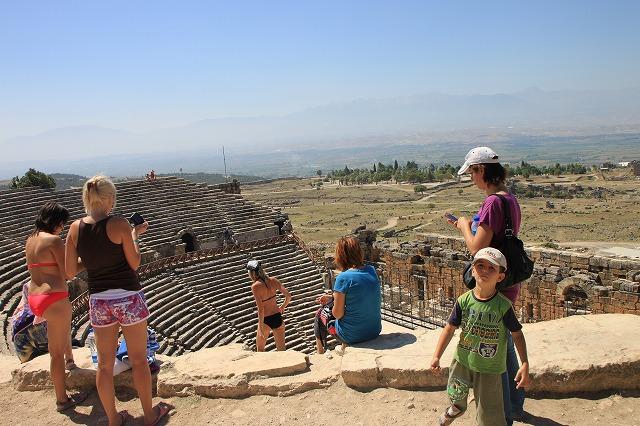 ヒエラポリス遺跡で古代ロマンを感じよう