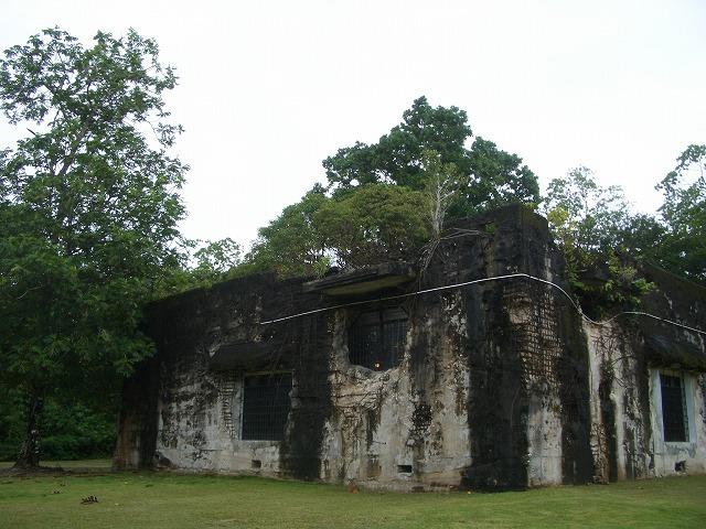 戦争博物館(旧日本海軍倉庫)