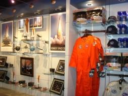 NASAグッズも販売してます