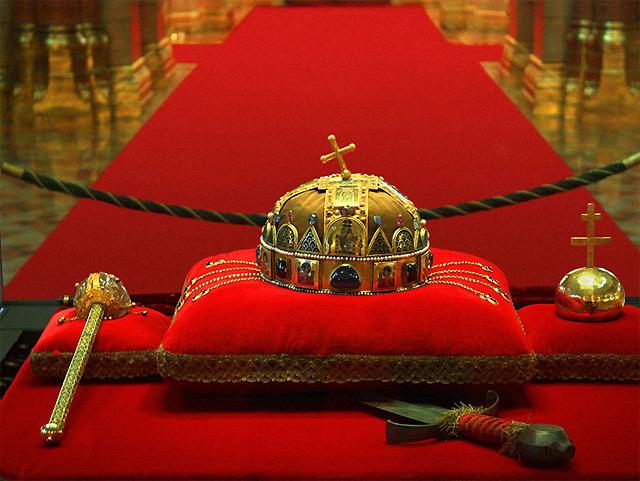 国会議事堂 王冠