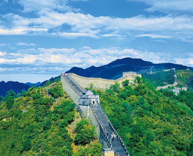 世界遺産「万里の長城」