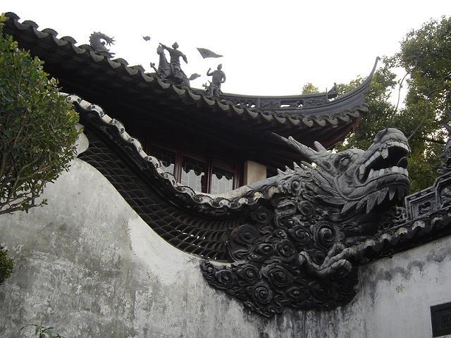 江南古典庭園「豫園」