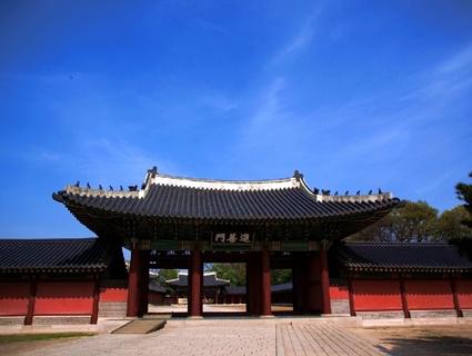 昌徳宮(チャンドックン)