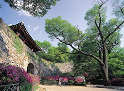 広城堡(クァンソンボ)