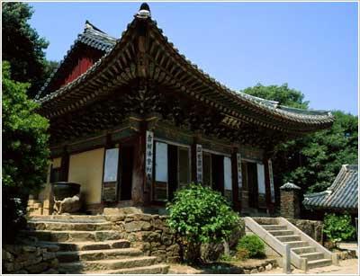伝灯寺(チョンドゥンサ)