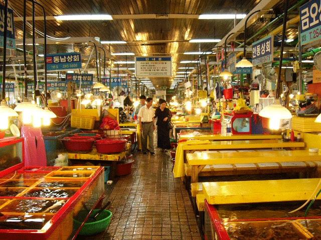 ジャカルチ市場