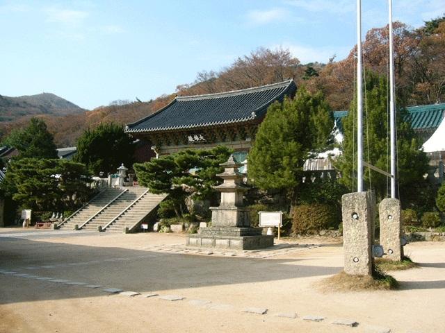 梵魚寺(ボモサ)