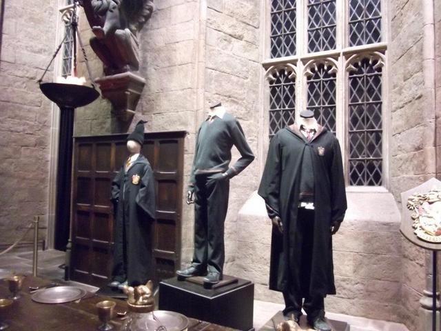 魔法学校の制服、欲しくなっちゃう!