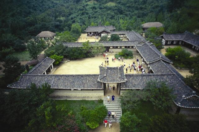 韓国の文化を体験