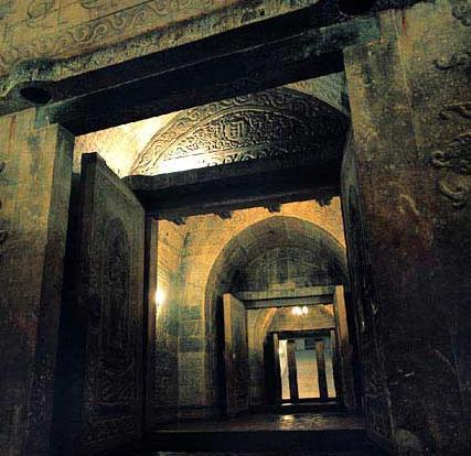 乾隆帝・裕陵の地下宮殿