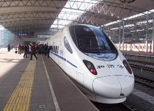 中国式新幹線CRH
