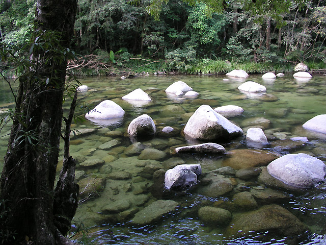 モスマン渓谷