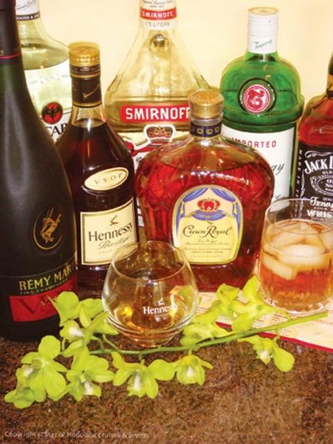 ボトルのヴィンテージワインやシャンペンなどお手軽な価格でお求めいただけます。