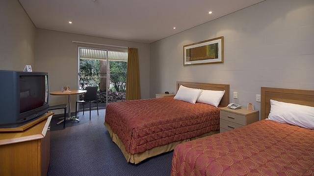 アウトバックパイオニアホテル&ロッジのスタンダードホテルルーム