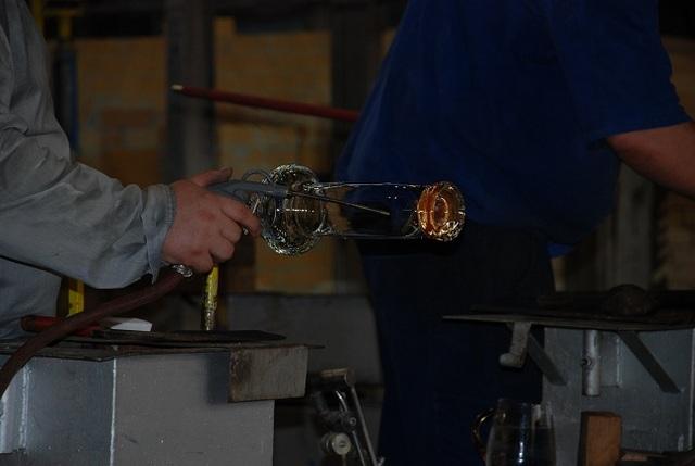 モーゼルガラス工場
