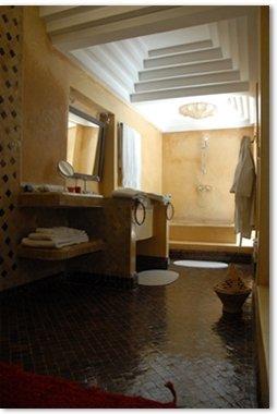 Yoruba Suite room