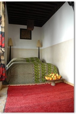 Dogon Suite room