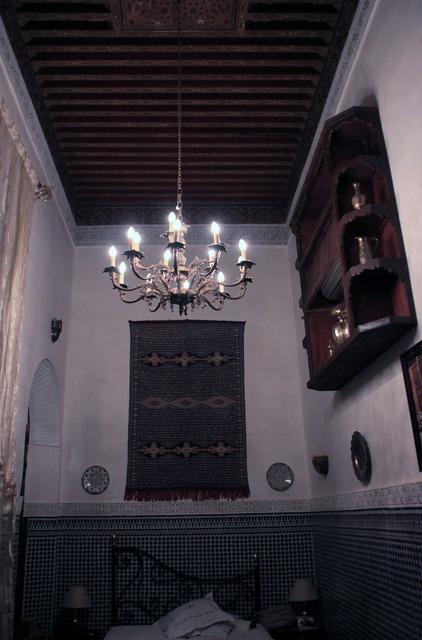 天井の高い部屋