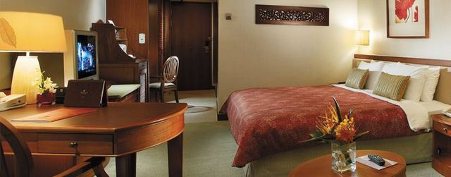 シャングリ・ラ ラササヤンリゾート&ホテル ペナン Garden Wing Garden View 一例