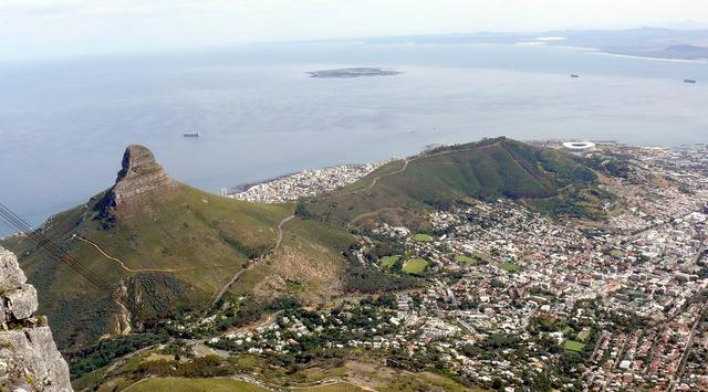 南アフリカのケープ半島は世界で最も美しい半島の一つ