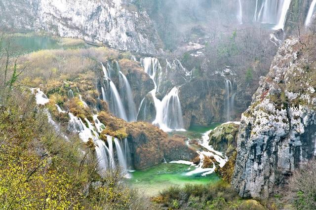 クロアチア最大の観光名所です