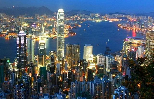 香港に来たら見ずには帰れない100万ドルの夜景!