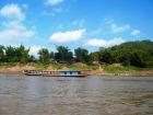 メコン川クルーズとルアンパバーン市内観光(英語ガイド)