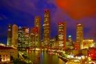 マリーナベイサンズのスカイパークからシンガポールの夜景を堪能!ジュエルイルミネーションツアー