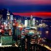 フュージョン中華の夕食と香港島プロムナードからの夜景鑑賞【2017年3月31日までの催行】