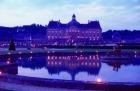 【期間限定5月~10月】ヴォー・ル・ヴィコント城でのキャンドルの夕べとディナー 【城内での日本語オーディオガイド付】