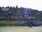 ボロブドゥールとプランバナン2大世界遺産+ジョグジャカルタ観光 2泊3日(ジャカルタ発)