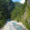 太魯閣(タロコ)大理石峡谷ツアー(往復列車)