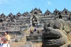 【格安】3大見所ツアー ジョグジャカルタとボロブドゥール&プランバナンを巡る世界遺産1日観光【バリ発着】
